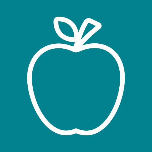 Apple, eat, food, fruit, healthy, juicy, sweet icon - Download on Iconfinder