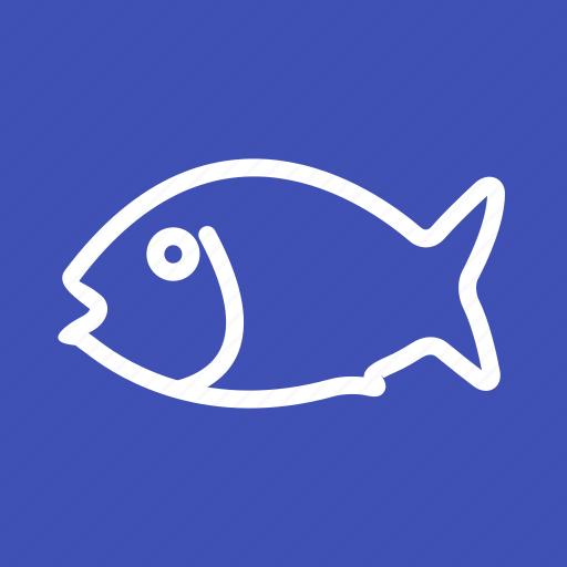 Eat, fillet, fish, food, fried, grilled, seafood icon - Download on Iconfinder