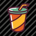 beverage, cup, drink, juice, soda
