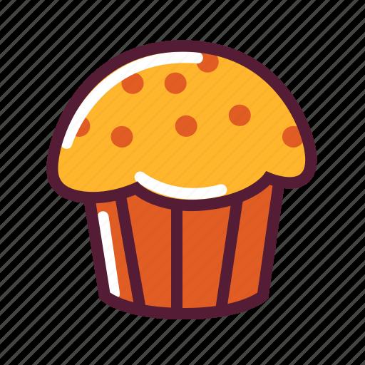 cake, muffin icon