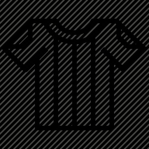 equipment, fashion, football, game, shirt, sports icon