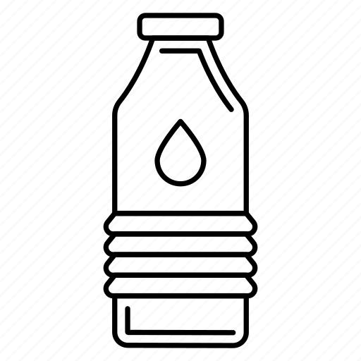 bottle, drink, game, juice, water icon