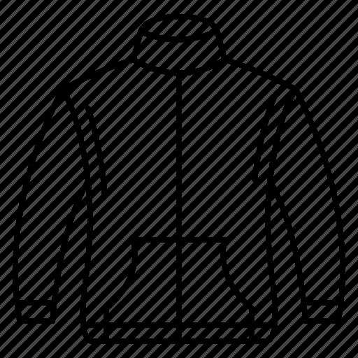 cloth, dress, jacket, sport, wear icon