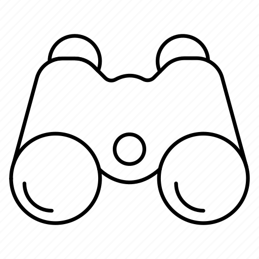 Binocular, explore, look, view, zoom icon - Download on Iconfinder
