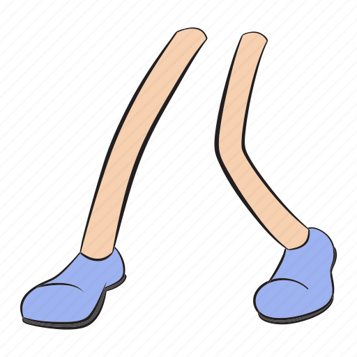 dance, foot, footwear, human, leg, run, shoe icon