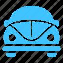 car, tranbsportation, vw icon