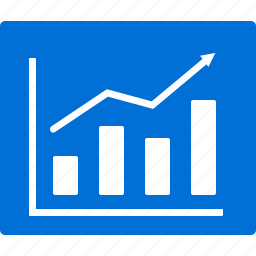 analytics, chart, diagram, direction, graph, statistics, web analytics icon