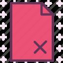 extension, file, filedenied, folder, tag