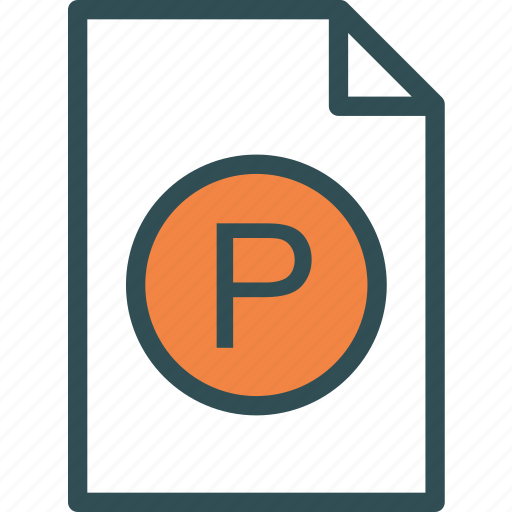 extension, file, folder, protected, tag icon