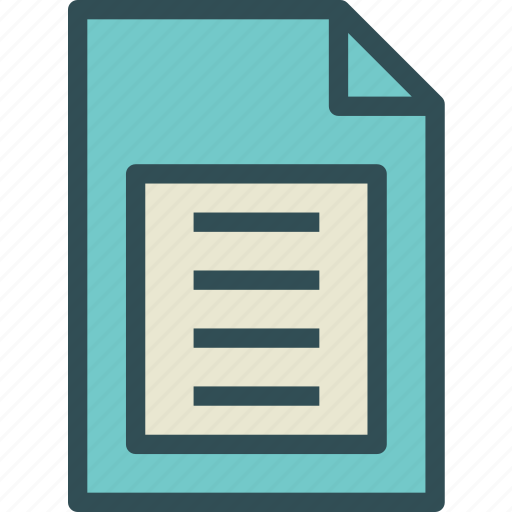 extension, file, folder, tag, text icon