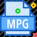 extension, file, folder, mpg, tag