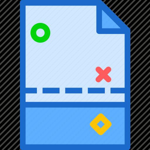 extension, file, folder, invoice, tag icon