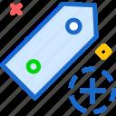 extension, file, folder, tag, tagadd icon