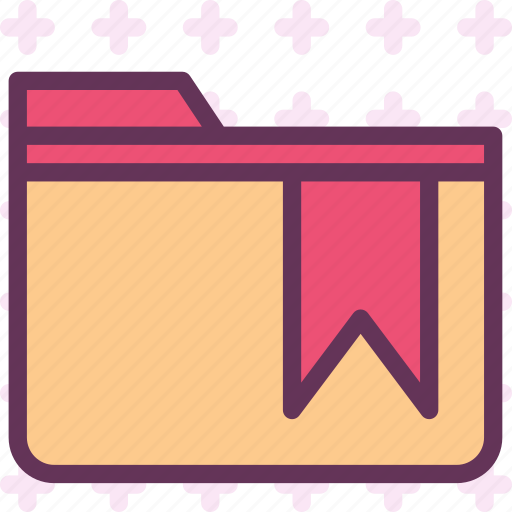 extension, file, folder, foldertag, tag icon