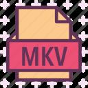 extension, file, folder, mkv, tag