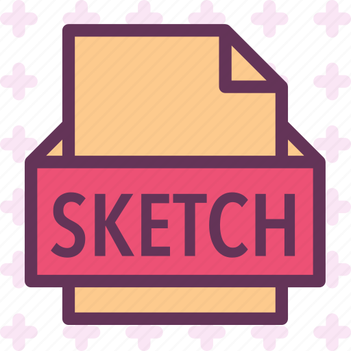 extension, file, folder, sketch, tag icon