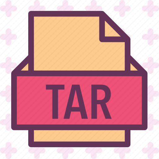 extension, file, folder, tag, tar icon