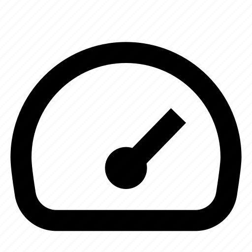 dashboard, performance icon