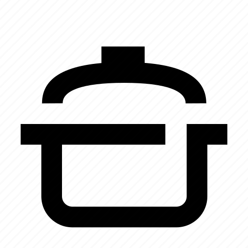 cooking, pot, stove icon