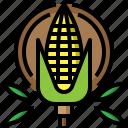 cereal, food, healthy, organic, restaurant, vegan icon