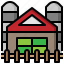architecture, city, farming, gardening, rural, traditional icon