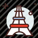 culture, eiffel, france, national, paris, tower icon