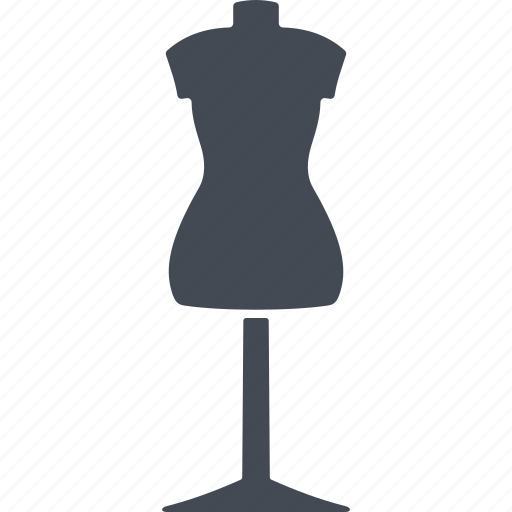 dummy, fashion, france, paris, sewing icon