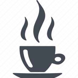 coffee, cup, france, steam icon