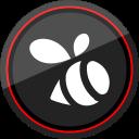 logo, media, social, swarm icon