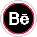 behance, media, online, social icon