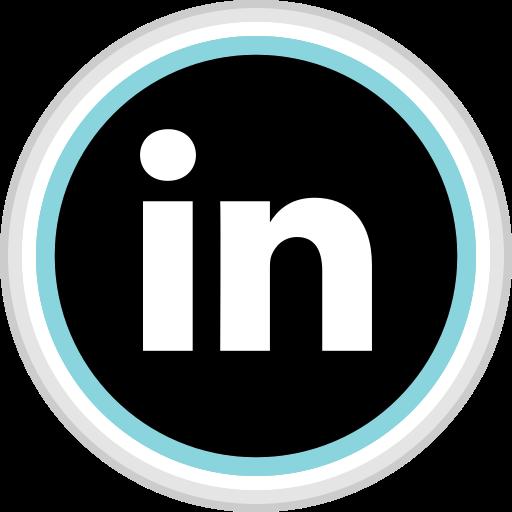 connect, linkedin, media, social icon