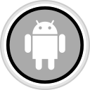 android, connect, media, social icon