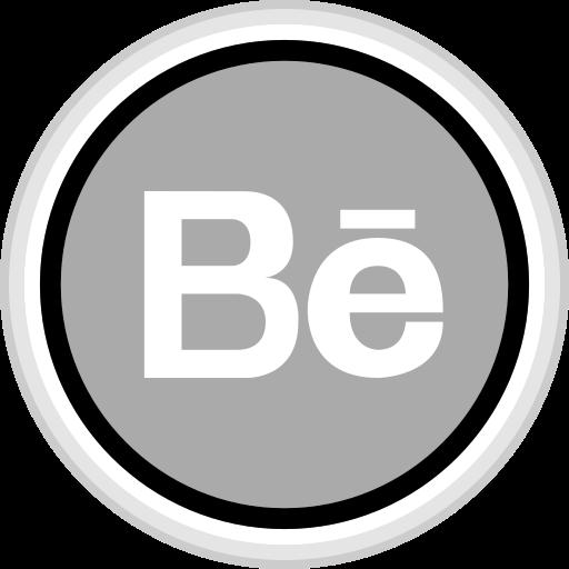 behance, connect, media, social icon