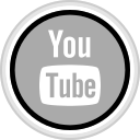 connect, media, social, youtube icon