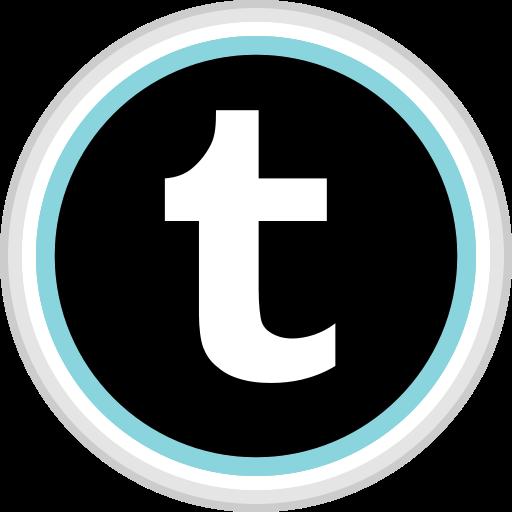 connect, media, social, tumblr icon