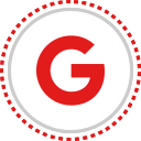 google, logo, media, social icon
