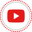 logo, media, play, social, youtube icon