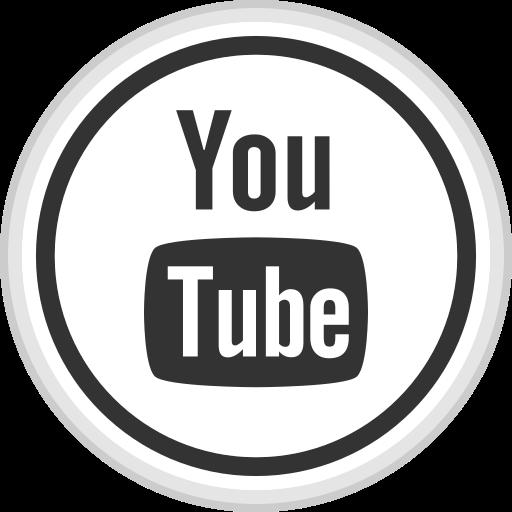 Logo, media, online, social, youtube icon - Free download