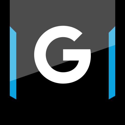 google, search, shield, social icon