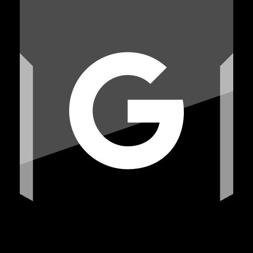 google, logo, social icon