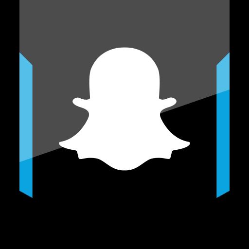 shield, snapchat, social icon