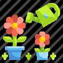 bloom, blossom, flora, flower, garden, plant, tree icon