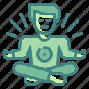 healthcare, meditate, meditation, mental, relax, training, yoga