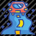 car, carman, drive, driving, hobby, racing, vehicle icon