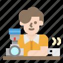 avatar, camera, job, photograph, photographer icon