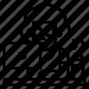 avatar, computer, jobs, profile, programmer icon