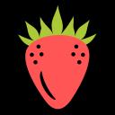 food, nutrition, strawberry, summer