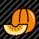 food, fruit, healthy, juicy, melon icon