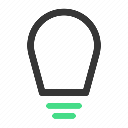 bulb, electricity, lamp, light, lights icon
