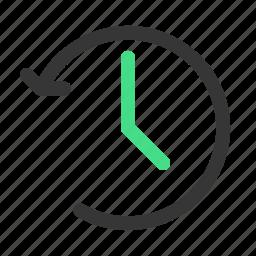 redo, refresh, reset, update icon